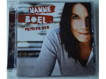 HANNE BOEL - PRIVATE EYE