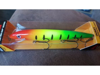 Rapala HUSKY SCRH13 RYGS (Red Yellow Green Stripe) 13cm/12g.