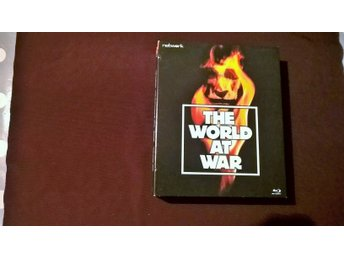 WORLD AT WAR- 8 DISC BLU RAY (UK)