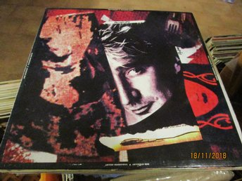 ROD STEWART - VAGABOND HEART - LP