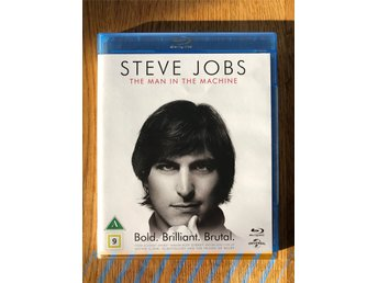 Steve Jobs - The Man In The Machine (Blu-Ray)