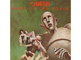 Queen: News of the world 1977 (2011/Rem) (CD)