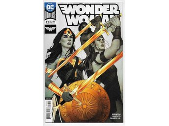 Wonder Woman 5th Series # 43 Variant Cover NM Ny Import