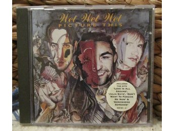 CD Wet Wet Wet - Picture this / The Memphis sessions