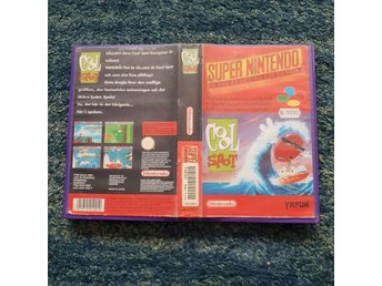 Cool Spot  - Hyrbox - Super Nintendo Yapon SNES