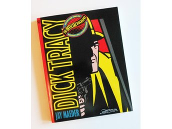 Dick Tracy - The Official Biography - Jay Maeder