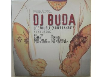 DJ Buda-Musical Nature/S Double Inc Presents Dj Buda /USA LP - Motala - DJ Buda-Musical Nature/S Double Inc Presents Dj Buda /USA LP - Motala