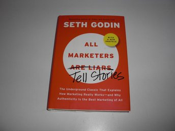 All marketers - Tell stories - Seth Godin