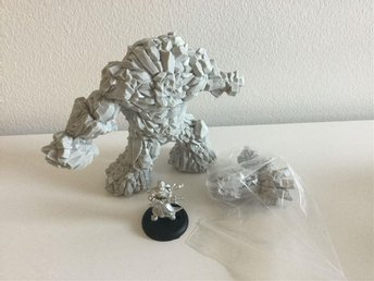 Warhammer Age of Sigmar Dungeons & Dragons Frostgrave Mordheim Monster