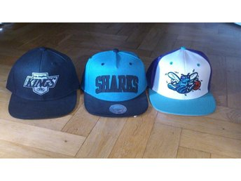Mitchell and Ness Snapback Triplepack - Malmö - Mitchell and Ness Snapback Triplepack - Malmö