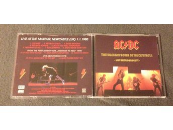 AC/DC - The Nuclear Bomb Of Rock 'N' Roll //WITH BON SCOTT//