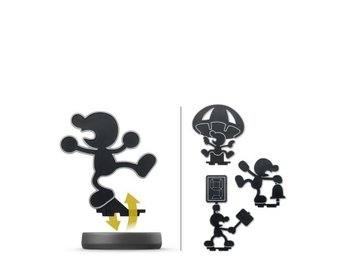Amiibo Super Smash Bros. Mr Game & Watch