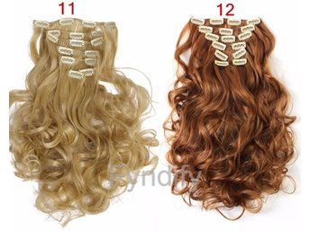 Hair Extensions # 12
