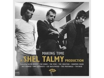 Making Time - A Shel Talmy Production (CD)