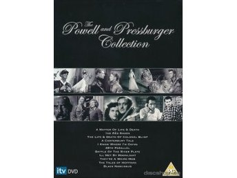 Powell and Pressburger: The Collection (11-disc) (Import)