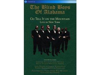Blind Boys of Alabama: Live in New York (DVD) - Nossebro - Blind Boys of Alabama: Live in New York (DVD) - Nossebro