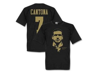 Manchester United T-shirt Cantona S