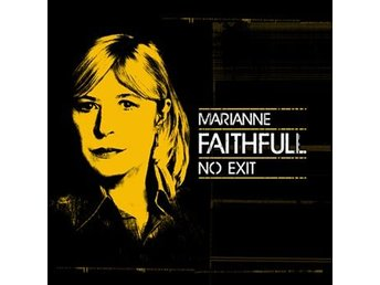 Faithfull Marianne: No exit / Live 2014-16 (CD + DVD)