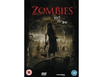 Zombies - Wicked Little Things - DVD