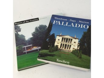 Böcker, 2st, Houses of the Century, Palladio