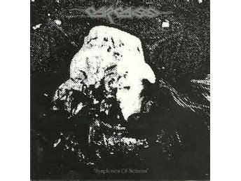 Carcass Symphonies of sickness RE LP