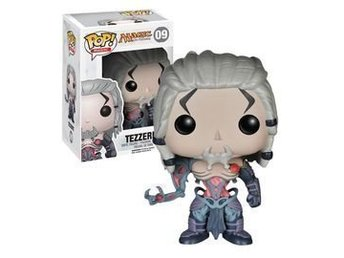 Tezzeret funko POP! Figur Magic the garhering ny oöppnad