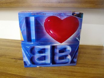 "ABBA - I LOVE ABBA Box for 7"" Record Singles!"