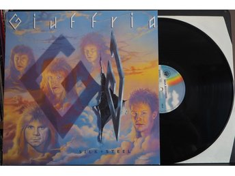 Giuffria - Silk+Steel - LP
