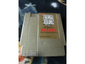 The Legend of Zelda EUR Nes nintendo 8 bit !!!!