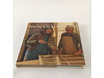 Faktabok, New Old House, Martha Stewart, Inbunden, ISBN: 1234