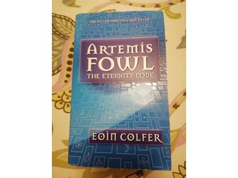 Artemis Fowl the Eternity Code [3] - Engelska - Science Fiction & Fantasy