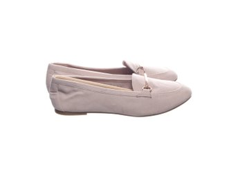 DS Shoes by DinSko, Ballerinaskor, Strl: 38, Mockaimitation, Rosa