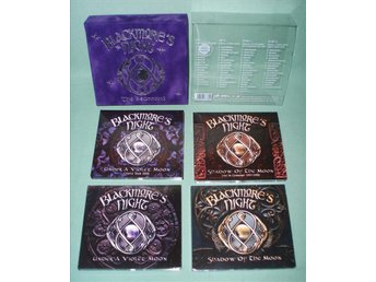 BLACKMORE'S NIGHT - the Beginning , 2CD+2DVD-BOX Deluxe 2012 , ,