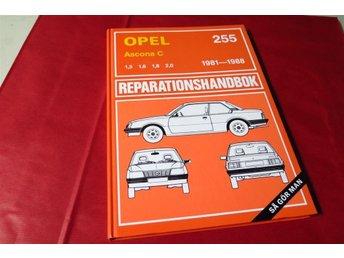 OPEL,OPEL ASCONA C,REPARATIONSHANDBOK,THORSELL,ASADA,HAYNES,1981-1988,25 - Upplands Väsby - OPEL,OPEL ASCONA C,REPARATIONSHANDBOK,THORSELL,ASADA,HAYNES,1981-1988,25 - Upplands Väsby