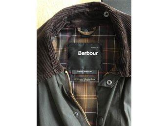 Barbour Jacka - Barbour Lifestyle Classic Beaufort Jacket Olive - Storlek 56 - Stockholm - Barbour Jacka - Barbour Lifestyle Classic Beaufort Jacket Olive - Storlek 56 - Stockholm
