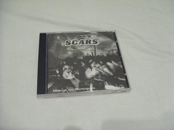 Scars UBI Soft PC CD ROM spel