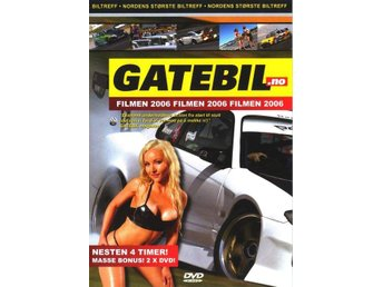 Gatebil / The movie 2006 / Motorsport / Svensk text