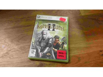 LORD OF THE RINGS BATTLE FOR MIDDLE-EARTH II XBOX 360 BEG