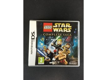 LEGO Star Wars - the complete saga till Nintendo DS