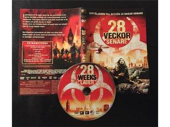 28 veckor senare - 28 weeks later DVD - Avesta - 28 veckor senare - 28 weeks later DVD - Avesta