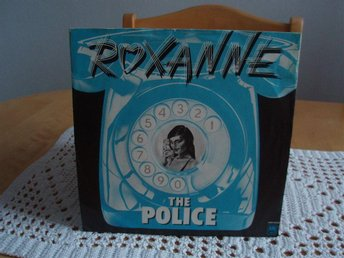 The Police Roxanne telefoncover