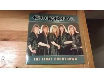 Europe - The Final Countdown, EP
