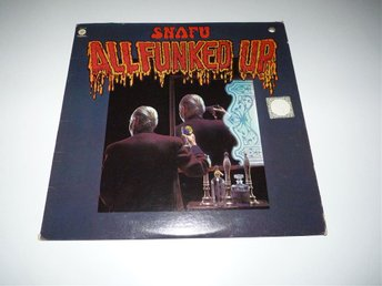Snafu, All funked up, Lp 1975