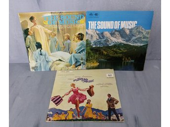 THE SOUND OF MUSIC - TRE VARIANTER
