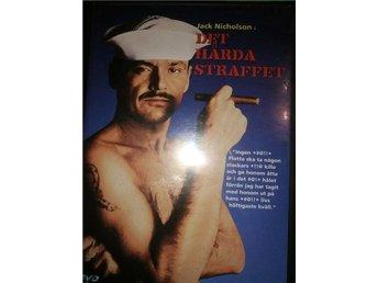Det hårda straffet jack Nicholson dvd - Borlänge - Det hårda straffet jack Nicholson dvd - Borlänge