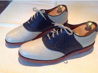 Herrskor, saddle LL Bean, tillverkade i Freeport Maine USA, US 9D (42) - Båstad - Herrskor, saddle LL Bean, tillverkade i Freeport Maine USA, US 9D (42) - Båstad