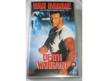 Death Warrant (Jean-Claude Van Damme)