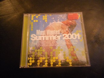 most wanted summer 2001 cd