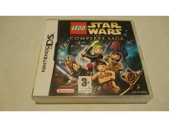 DS / LEGO: Star Wars The Complete Saga (M)