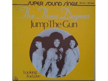 "The Three Degrees title* Jump The Gun* Funk / Soul, Disco 12""-maxi Germany"
